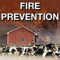 Barn Fire Prevention - Find out how to reduce the Risk of Fire on Your Farm