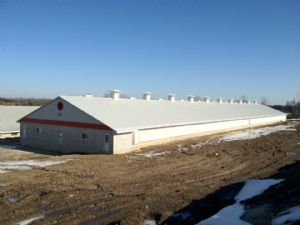 2012 Swine Facility Award