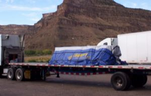 Safety Talk: Tarping loads on a flatbed trailer