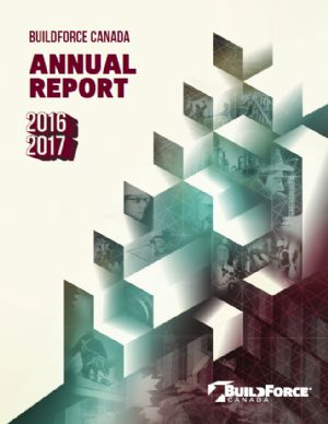 Build Force Canada's 2016-2017 Annual Report
