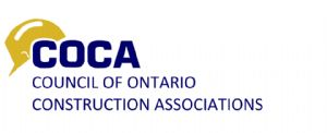 Contractors: COCA ASKS YOU TO Contact your MPP